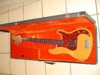 Fender Precision 1963, OHSC