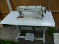 WALKING FOOT Industrial Sewing machine(for MARQUEES, UPHOLSTERY, HORSE RUGS, DOG COLLARS