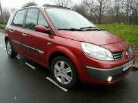 RENAULT SCENIC 1.5 DCI DYNAMIQUE 2006 06'REG*PAN-ROOF*CHEAP TAX+INS*EX COND*#ASTRA#FOCUS#MEGANE