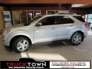 2014 Chevrolet Equinox LTZ-LOW KMS-HEATED LEATHER-FULLY LOADED
