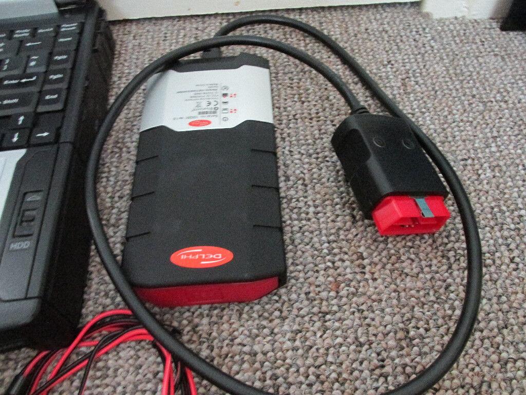 Car diagnostic equipment