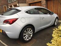 Vauxhall astra GTC SRI 1.7 CDI 2012