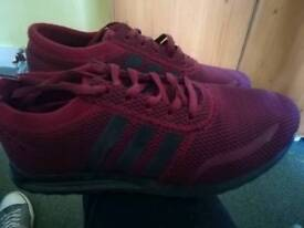 Adidas Los Angeles Size 5 womens shoes