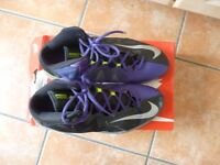 Nike Stutter Steps 2's Basketball shoes UK size 11, VGC, worn indoors only, approx 10 times.