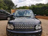 Landrover Discovery 4 she