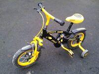 Childs Apollo Stinger Bike