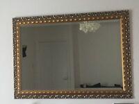Large wall mirror (1 meter X 75cm)