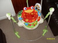 Jumperoo , fisher price