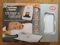 Tommee Tippee Closer to Nature - Digital Sound and Movement Baby Monitor
