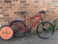 Raleigh Strada Trail Sport Bike