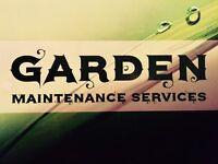 Garden maintenance services!!
