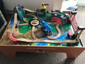Imagination train set