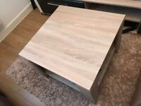Coffee table 50cmby50cm