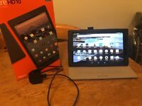 Amazon Fire HD 10 only 8 weeks old