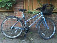 Ladies Townsend Style bike & front basket