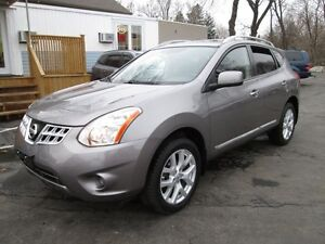 2013 Nissan Rogue SV-AWD-NAVI-BACK-UP CAMERA-SUNROOF