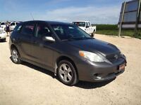 2006 Toyota Matrix 4WD Rated A+ by the B.B.B