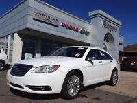 2014 Chrysler 200 LIMITED, LEATHER, HEATED SEATS, REMOTE START,