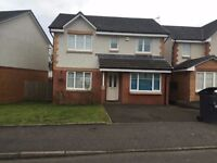 4 Bed Detached Modern House to rent Plean Stirlingshire