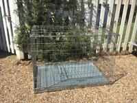 Dog crate **SOLD**