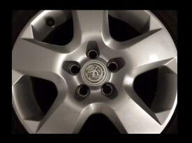 Vauxhall wheels