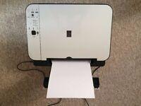LOVELY CANON PIXMA MP272 Inkjet All-In-One Multi Function Printer & Scanner