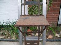heavy duty ladder work platforms