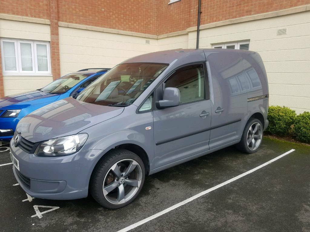 d9f0b8b378 2012 Vw caddy 1.6 tdi dsg 7 speed