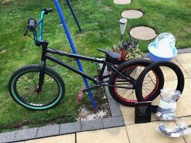 Premium duo BMX