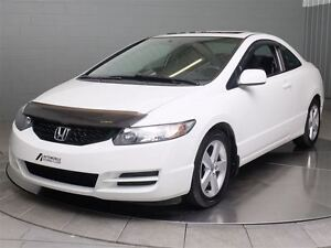 2009 Honda Civic COUPE LX A\C MAGS TOIT OUVRANT