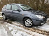 2004 FORD FOCUS GHIA - FULL SERVICE HISTORY - BRAND NEW CLUTCH