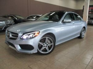 2015 Mercedes-Benz C-Class C300 4MATIC FULLY LOADED