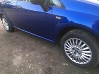 Fiat Punto Grande 56 plate