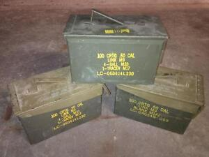 Ammo box .50 Cal $25 Cambridge Kitchener Area image 1