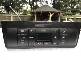 S3 double din climate control