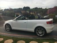 Audi A3 cabriolet 1.8T S-Line (reduced for quick sale)