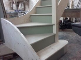 Repair and renew of any kind of stairs, Windows,and doors