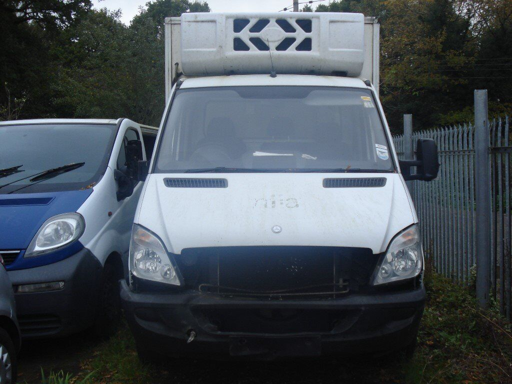 MERCEDES BENZ SPRINTER 2010 ON A 59 PLATE
