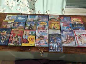 22 job lot movies DVDs