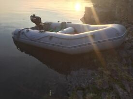 Bsquare dinghy 2.4m