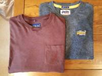 Superdry Mens T.Shirts XL