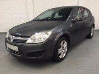 2009 Vauxhall Astra 1.6i 16V Club 5dr *** Long MOT ***