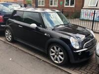 2003 Mini Cooper S 1.6 Spares or repairs starts and drives low miles