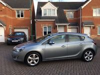 VAUXHALL ASTRA SRI 1.6, FULL SERVICE HISTORY, CRUISE, LOW MILEAGE