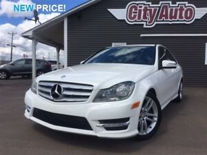 2013 Mercedes-Benz C-Class 300 AWD  NEW PRICE!