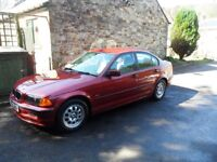 BMW 318i Auto very low miles Great service history from new