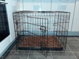 Pet crate for sale. Unused and unwanted by 18 week old puppy!!