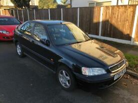 Honda Civic 1.4 1 Year MOT bargain price