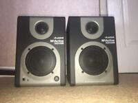 Alesis Speakers - NEVER USED!!