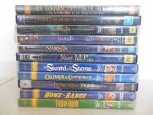 DVDs Various - Disney, childrens, action, chick flics Leanyer Darwin City Preview